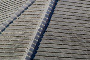 Dachziegel anthrazit