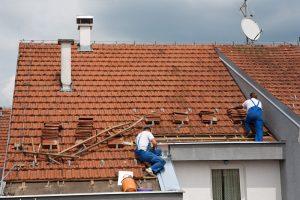 Dachziegel erneuern