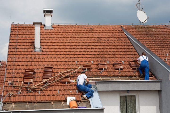 Super Dachziegel erneuern » Anleitung in 4 Schritten CN09