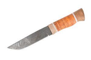 Damaszener Messer schleifen