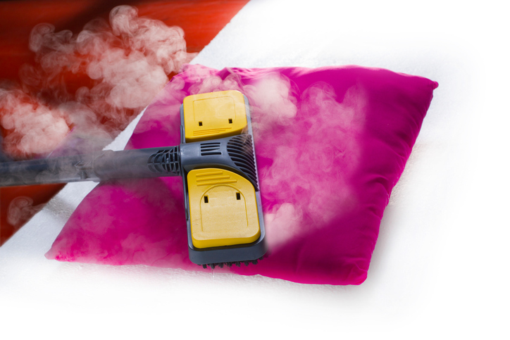 Dampfreiniger zur Desinfektion verwenden » Keine gute Idee?