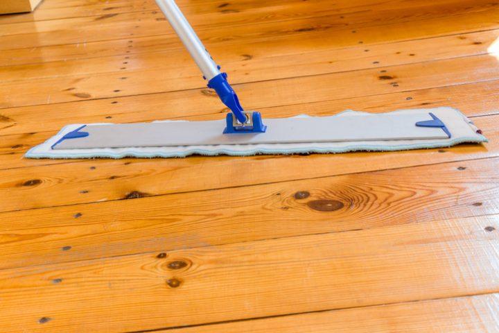 Dampfreiniger Holzboden