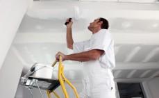 Streichen anleitungen tipps tricks for Tipps decke streichen