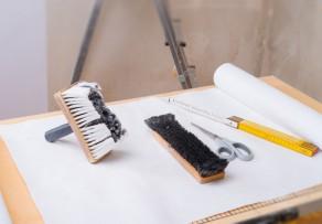 decke tapezieren anleitung in 5 schritten so wird 39 s gemacht. Black Bedroom Furniture Sets. Home Design Ideas