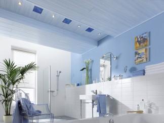Langlebige Feuchtraum-Deckenpaneele erfordern hohe Qualität