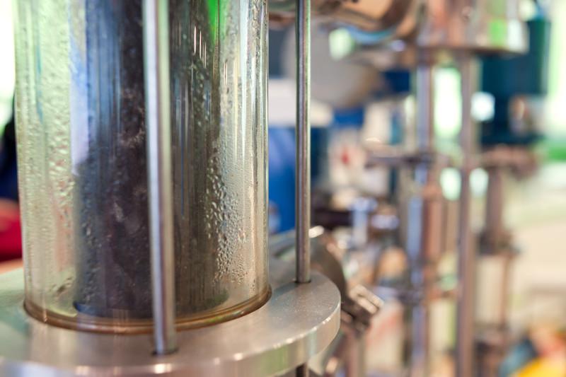 Demineralisiertes Wasser herstellen