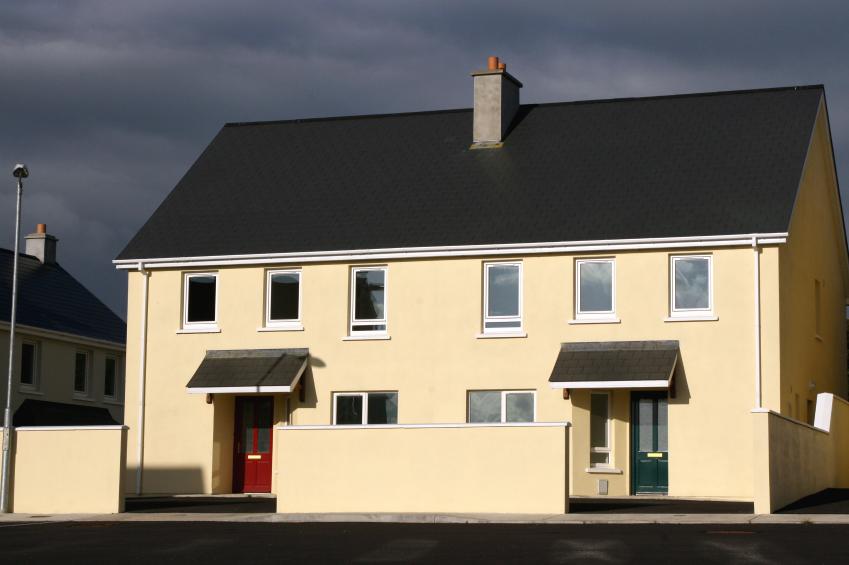 Doppelhaus Bauen Unterschiede Zum Einfamilienhaus