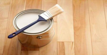 Fußboden Dielen Weiß Streichen ~ Dielen streichen schritt für schritt anleitung und wichtige tipps