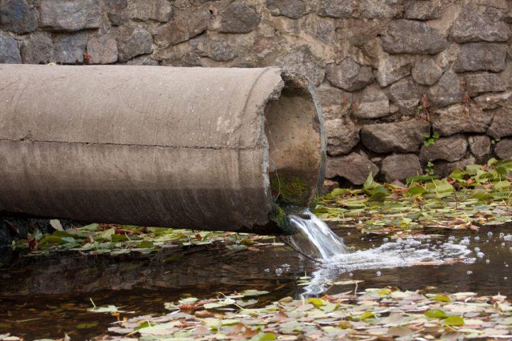 Diese Arten von Abwasser gibt es