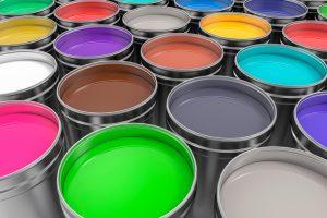Dispersionsfarbe Produktion