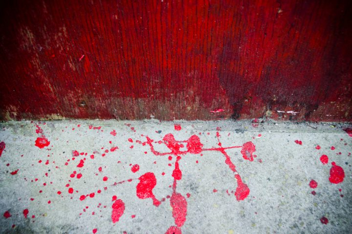 Relativ Dispersionsfarbe vom Boden entfernen » So geht's DG69