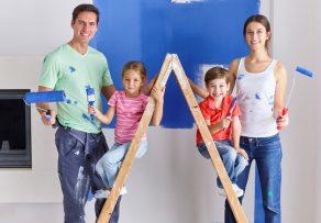 dispersionsfarbe f r innen so erkennen sie hochwertige farben. Black Bedroom Furniture Sets. Home Design Ideas