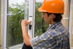 Doppelfenster sichern