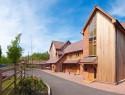 Doppelhaus Holz