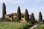 Doppelhaus Toskana Stil