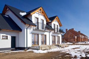 Doppelhaus bauen