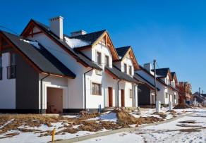 Doppelhaus mit Garage
