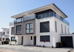Doppelhaus oder Einfamilienhaus