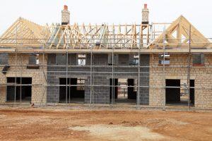 Doppelhaushälfte bauen