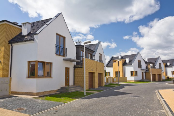 Doppelhaushälfte modern