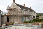 Doppelhaushälfte umbauen
