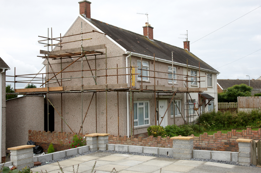 Doppelhaushälfte Umbauen Was Ist Möglich