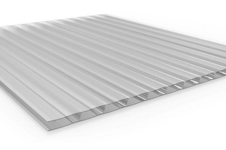 Doppelstegplatten milchig oder klar