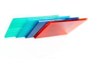 Doppelstegplatten verlegen Anleitung