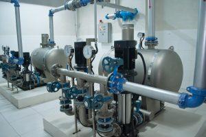 Druckerhöhungsanlage Trinkwasser