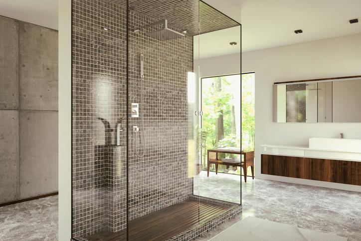 dusche mauern detaillierte anleitung in 3 schritten. Black Bedroom Furniture Sets. Home Design Ideas
