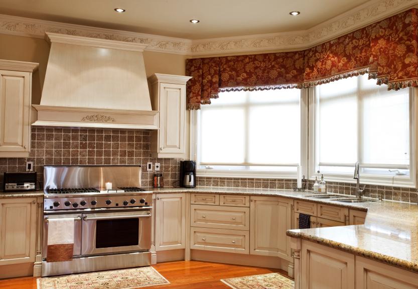 Eckfenster gardinen und vorhange for Vorh nge küche