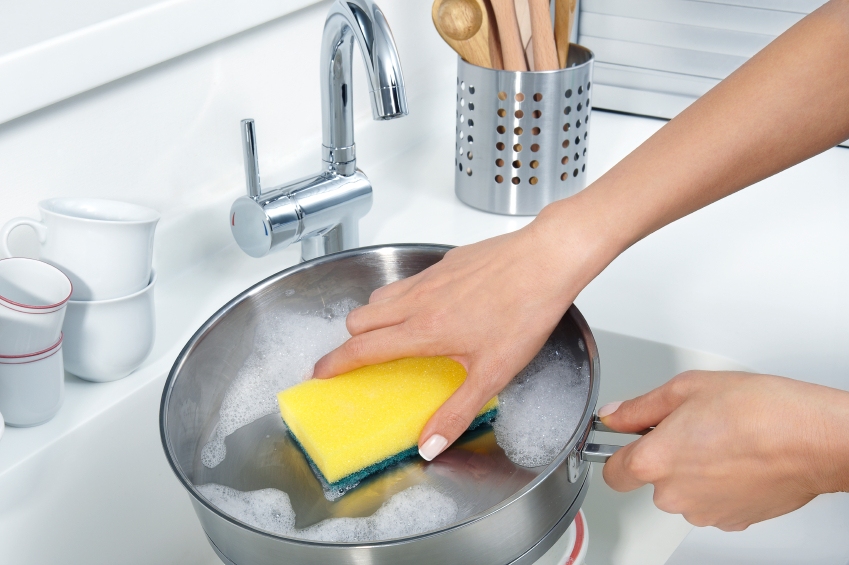 Edelstahltopfe Reinigen So Bekommen Sie Sie Sauber