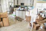 Einbauküche umziehen