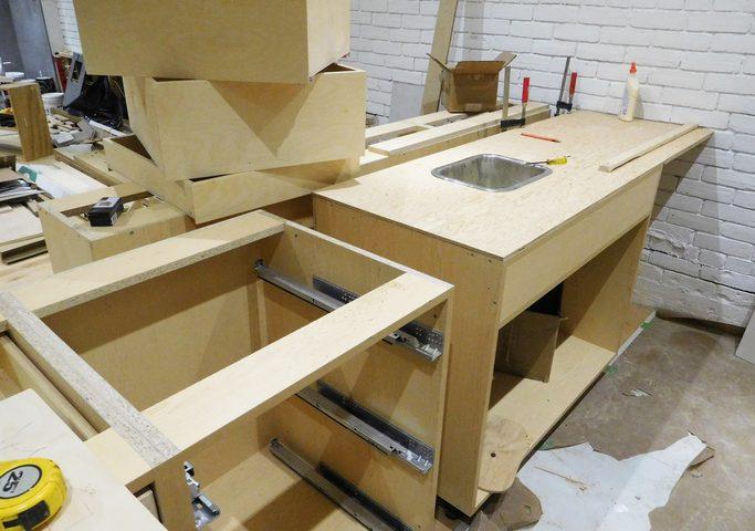 Einbauküche selber bauen » Geht das überhaupt?