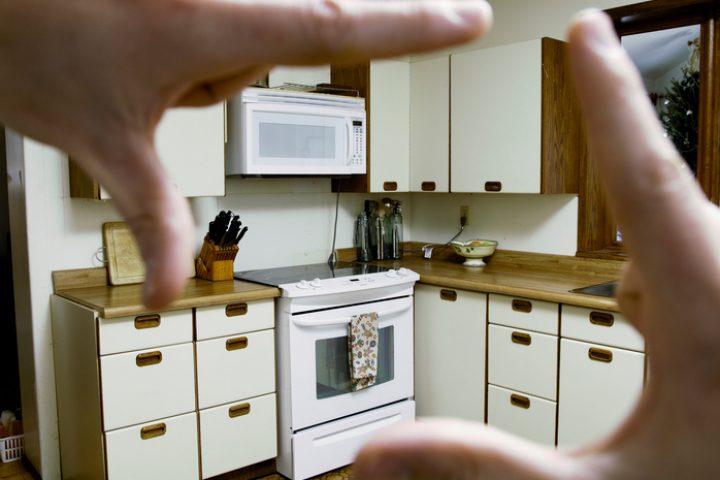 Einbauküche umsetzen