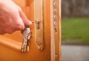Einbruchschutz Haustür