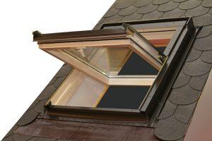 Einbruchschutz angekipptes Fenster