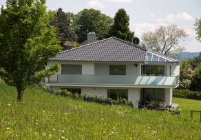 Einfamilienhaus Bauprozess