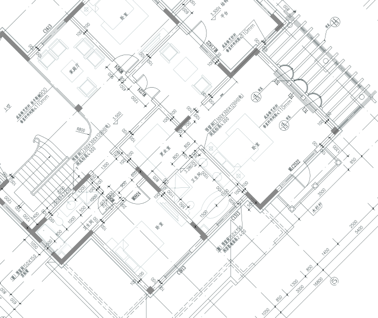 Einfamilienhaus Grundriss