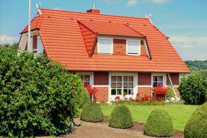 Einfamilienhaus Grundstücksgröße