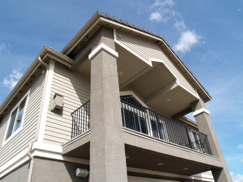 Einfamilienhaus Höhe