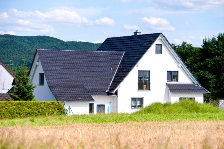 Einfamilienhaus Satteldach
