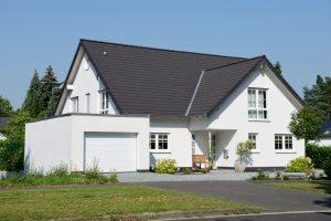 Einfamilienhaus als Fertighaus