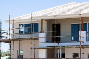 Einfamilienhaus mit Einliegerwohnung Fertighaus