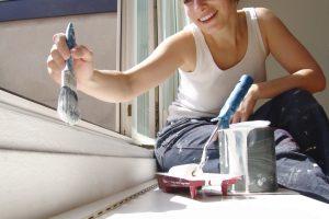 Einfamilienhaus streichen Kosten