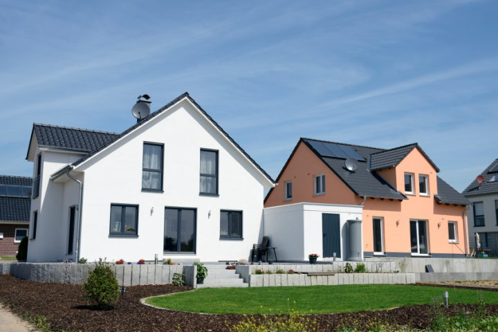 Einfamilienhaus vermieten