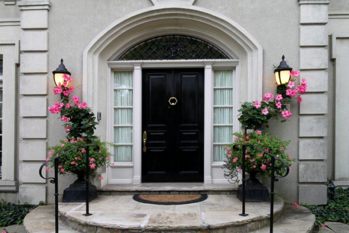 Hauseingang Gestalten eingangstreppen für den hauseingang die möglichkeiten