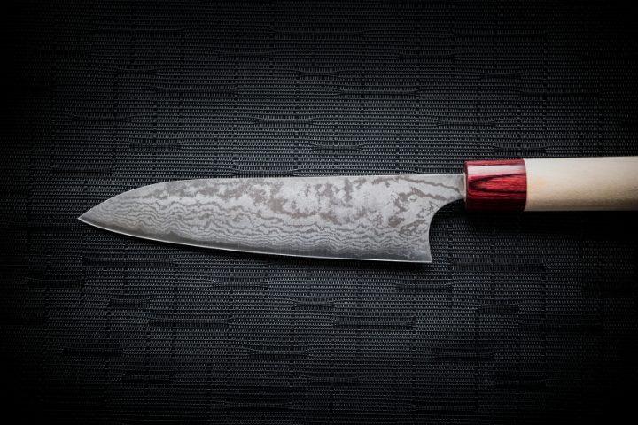 Messer ätzen