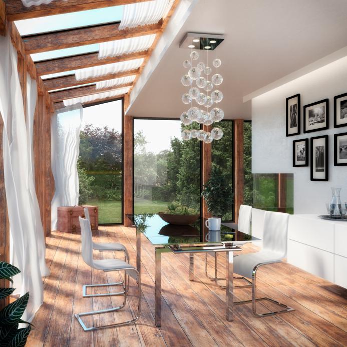 elektrochromes glas im wintergarten wissenswertes. Black Bedroom Furniture Sets. Home Design Ideas