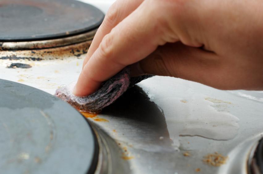 Elektroherd Reinigen So Wird Er Richtig Sauber
